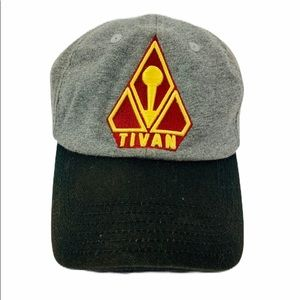 Marvel Guardians Of The Galaxy Tivan Logo Cap